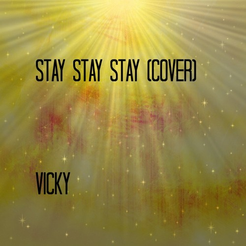 Stay stay stay Taylor Swift-cover
