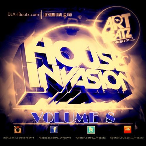HOUSE INVASION VOL. 8 (ART BEATZ) [FREE DOWNLOAD]