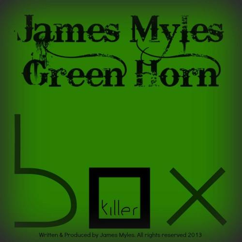 James Myles - Green Horn EP