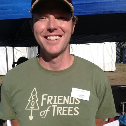 Community Stories: Andy Meeks wants to connect people to the natural world