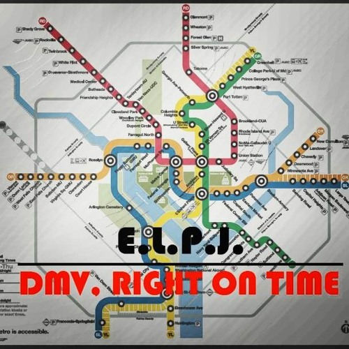 DMV, Right On Time - Single