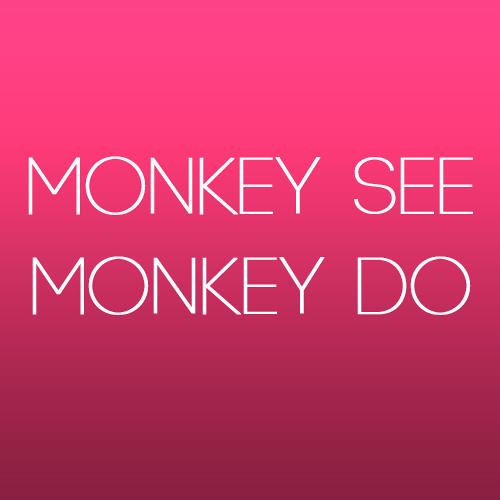 Monkey See Monkey Do (Teaser)