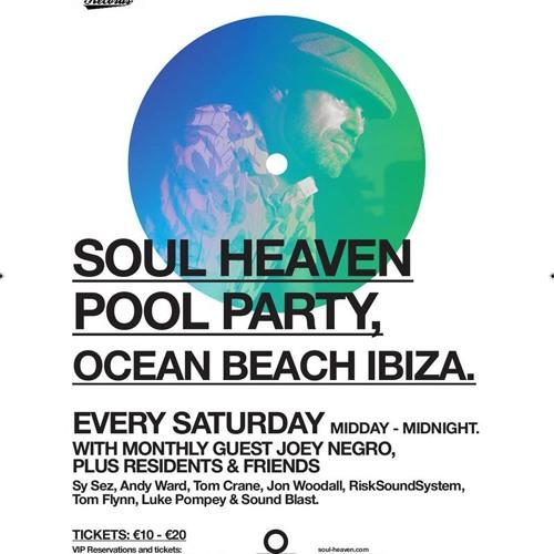 Sy Sez - Soul Heaven - Ibiza Promo Mix (2013)