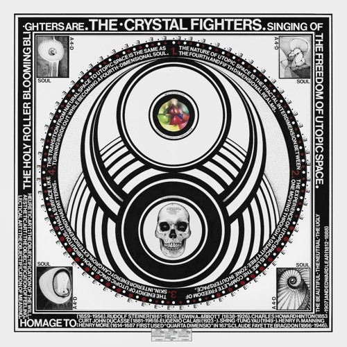 Crystal Fighters - You & I (El Hornet vs Templa remix)