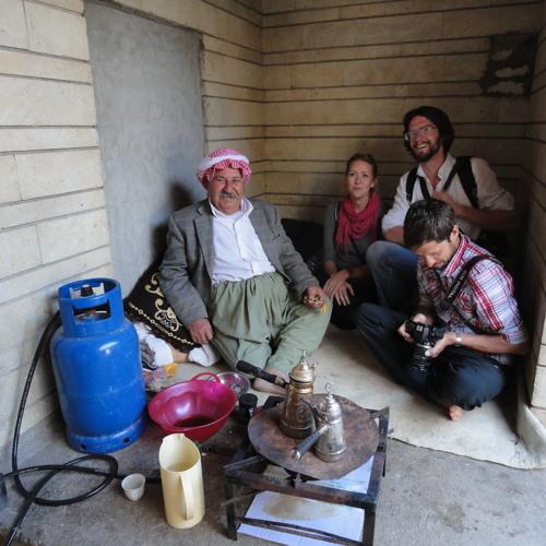 A tragic Yazidi love song in the temple at Lalish, Kurdistan