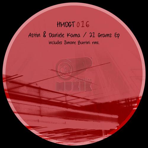 Astin & Daniele Kama - 21 Grams (Original Mix)
