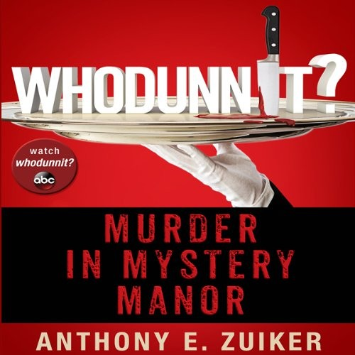 Whodunnit?: After the Show - An Interview with Giles the Butler