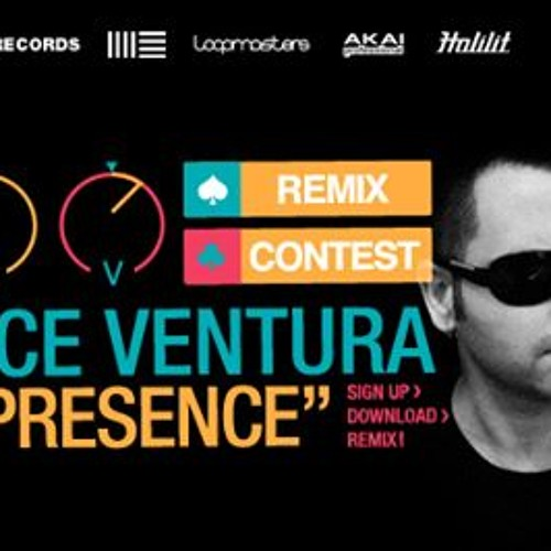 Ace Ventura - Presence (ThisSideUp Rmx) Preview Unmastered