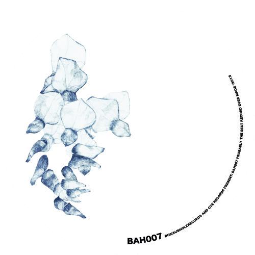 """BAH007 SNIPPETS """"VIEHESCHES PROGRAMM BEIM BETRIEBSVERGNÜGEN"""" x PREORDER AT OYE x 180 GRAM VINYL"""