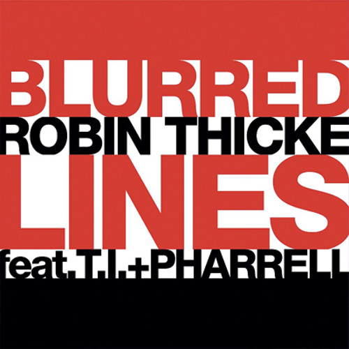 Robin Thicke  Vs Michael Jackson -Blurred Lines (Hype Intro DJ Ted L Edit)