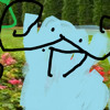 DISSAPEARS IN THE GARDEN BLOBFISH FEAT TREE DEHSEW!!!!111