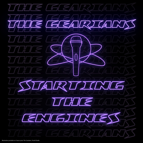The Gearians-STARTING THE ENGINES
