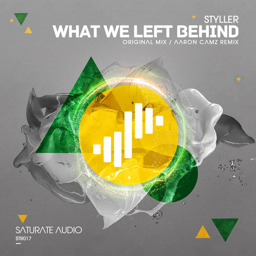 Styller - What We Left Behind (Aaron Camz Remix) [Low Frequencies 024 rip)