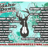 Idaho-Down Music Festival - July 26th & 27th - On Radio Boise