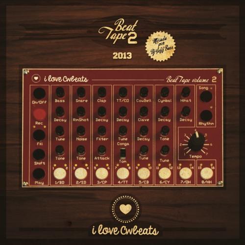 Beat Tape I Love Cwbeats #02 - Mixada por Dj Jeff Bass (2013)