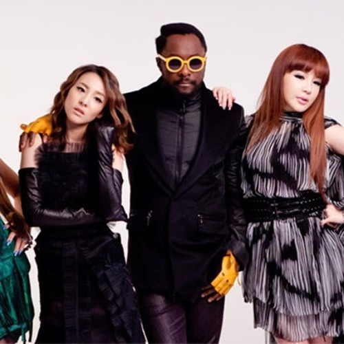 2NE1 Ft. Will.I.Am - Take The World On