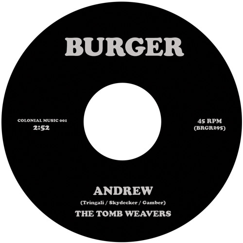 The Tomb Weavers - Andrew
