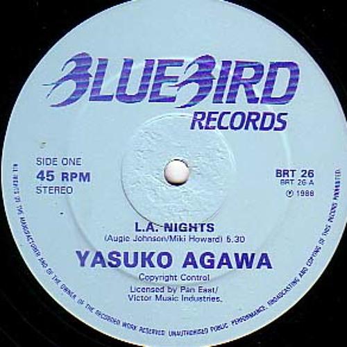 Yasuko Agawa - L.A. Nights
