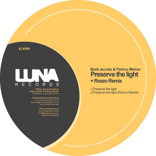"LR016A1 Brett Jacobs & Patrice Meiner ""Preserve the light"" Original"