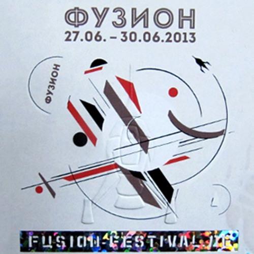 paul&schokolade at Fusion Festival 2013 (Firespace)