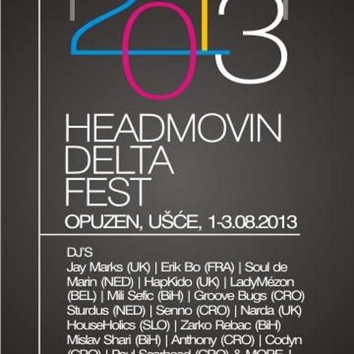 HouseHolics - Headmovin Promo Mix 2013