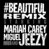 Mariah Carey Feat. Young Jeezy & Miguel -  Beautiful (DJ Mustard Remix)