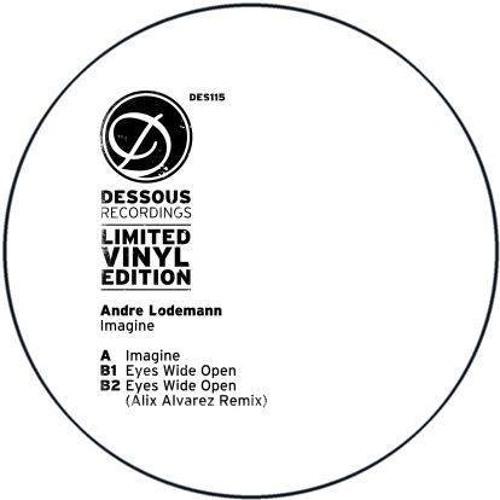 Andre Lodemann - Eyes Wide Open - Dessous