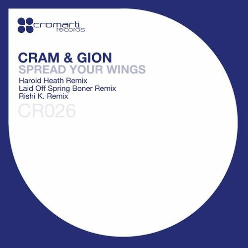 Cram, Gion - Spread Your Wings (Rishi K. Remix) [Cromarti Recordings]