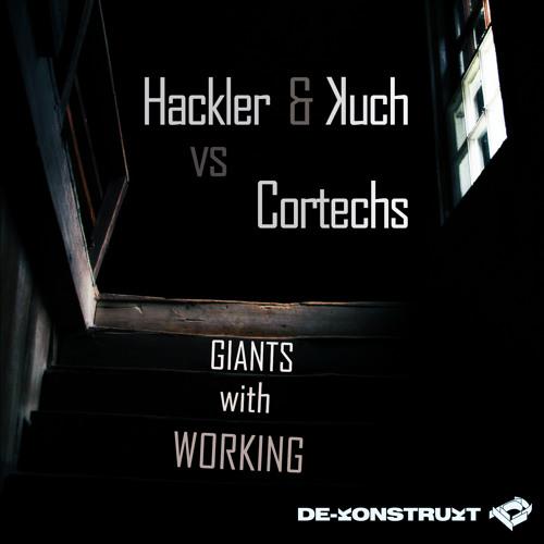 [DKT009] Hackler & Kuch vs. Cortechs - A Black Heart (Original Mix)