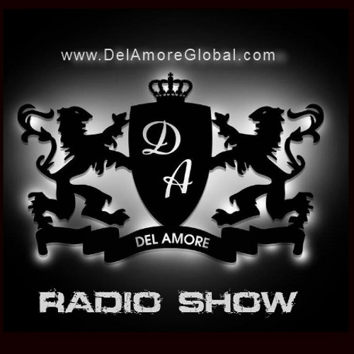 Del Amore Radio Show Episode #36 + Miguel Rossa  (Portugal)  Guest Mix