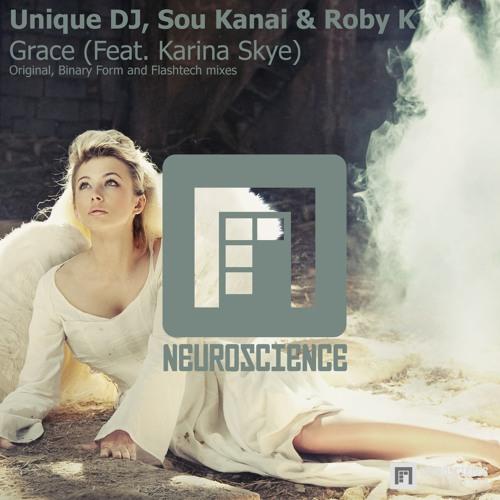 Unique DJ, Sou Kanai & Roby K - Grace (Feat. Karina Skye) (Flashtech Dub Remix)