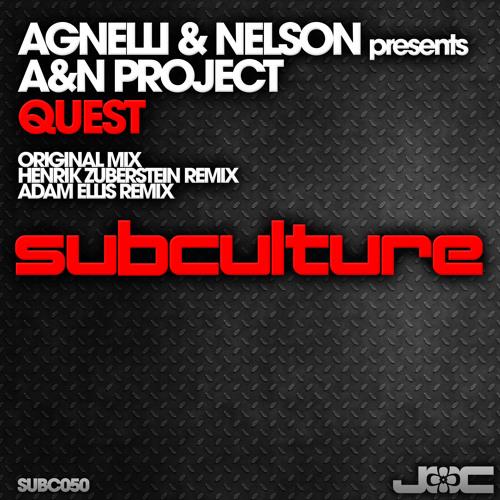 Agnelli & Nelson pres A&N Project - Quest (Adam Ellis Filthy Remix)
