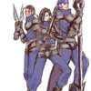 Final Fantasy VIII - Slide Show (Part 1 & 2) Cover by BlackearacheXD