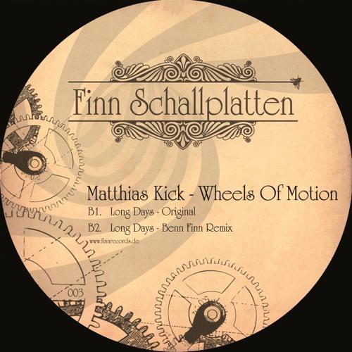 Matthias Kick - Long Days (Original Mix)
