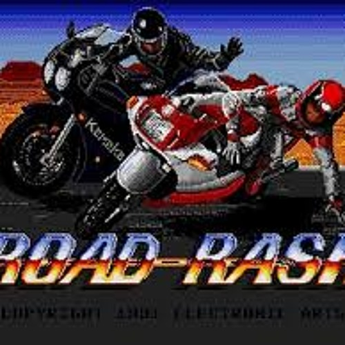 Road Rash - Title music (work in progress)