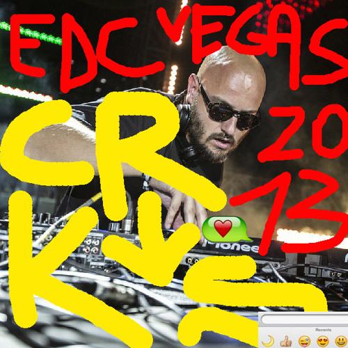 CROOKERS djset @ EDC (Las Vegas) 2013