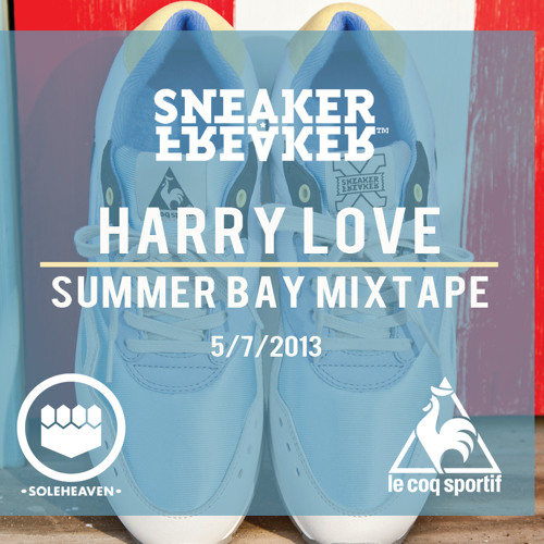 HARRY LOVE X SOLEHEAVEN SUMMER BAY MIXTAPE