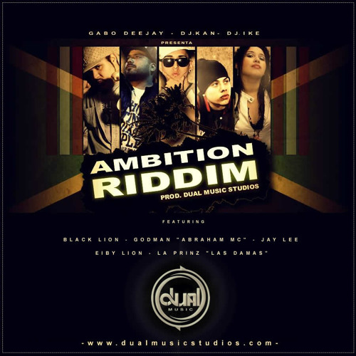02. THE ONLY ONE - JAY LEE (AMBITION RIDDIM) Prod By Dual Music www.dualmusicstudios.com