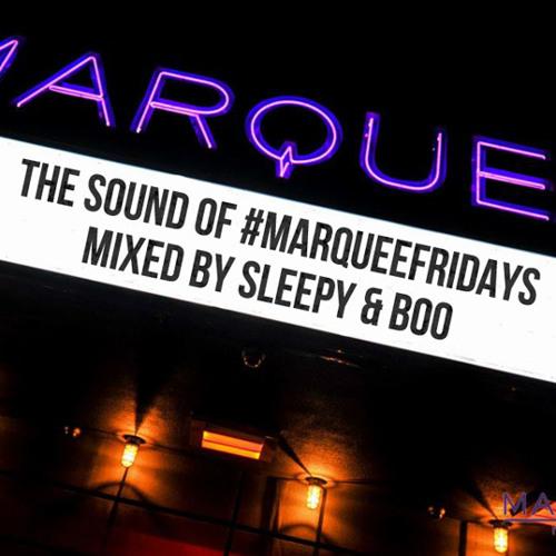 The Sound of #MarqueeFridays