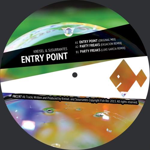 FRC197 : Kreisel, Susurrantes - Entry Point (Luke Garcia Remix)