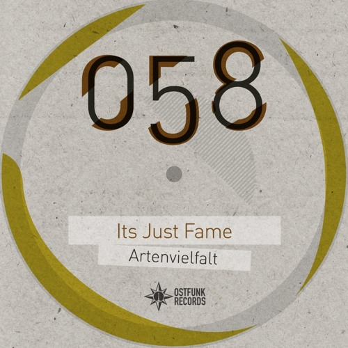 Artenvielfalt - It's just Fame (Wolfgang Lohr Remix)
