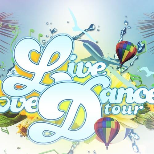 Live Love Dance! July 12th Miami