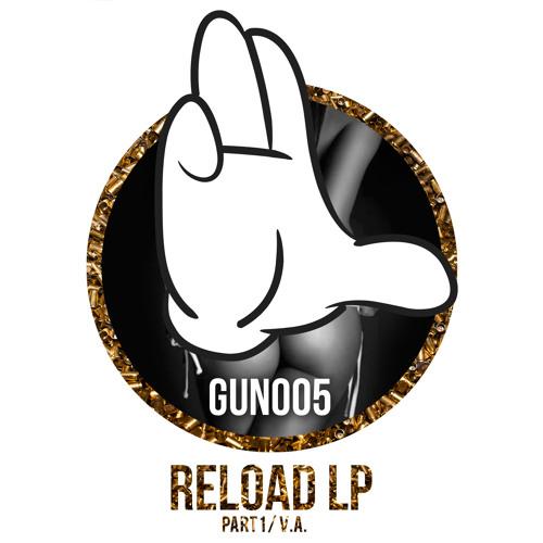 GUN005 (RELOAD LP) SIDEJOBZ - KOCHA RIDDIM