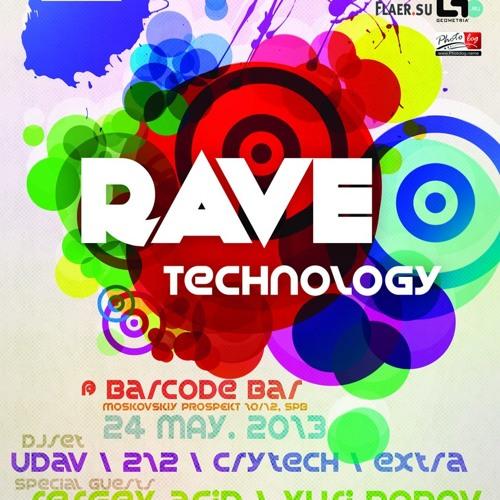 Dj Mag279 - LIVE in RAVE TECHNOLOGY @ Barcode Bar 24.05.2013