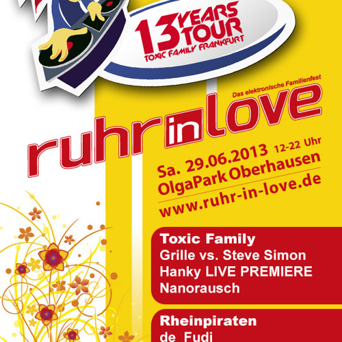 29.06.2013 - Grille vs Steve Simon @ Ruhr in Love 2013