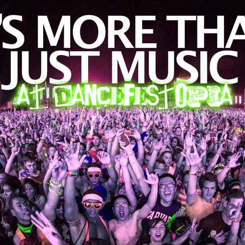 DANCEFESTOPIA MIX