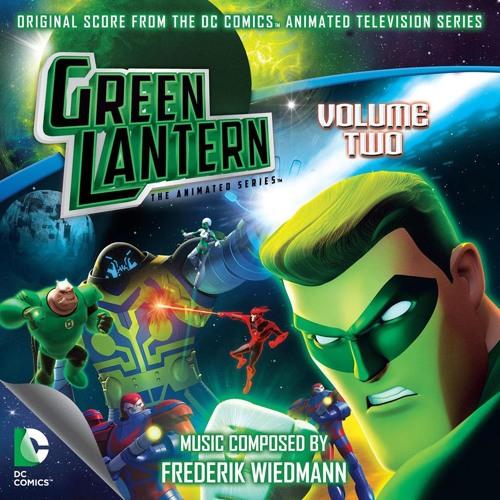 Green Lantern OST Vol. 2
