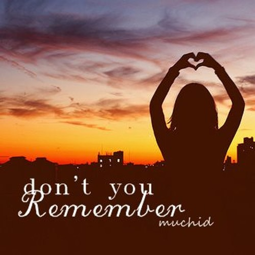 @muchidariyanto - Don't You Remember (Adele)