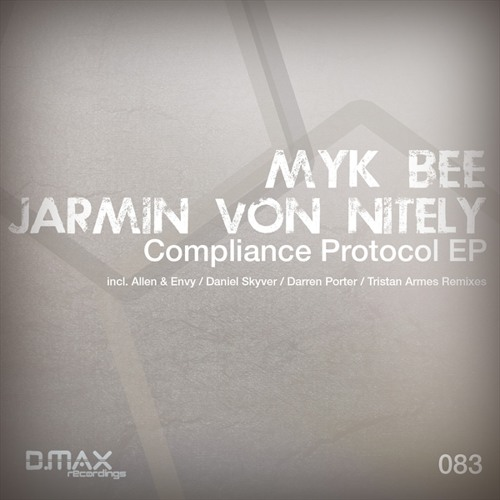 Myk Bee & Jarmin Von Nitely  - Reinspired (Original)