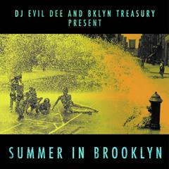 BROOKLYN TREASURY MIXTAPE X DJ EVIL DEE 06 12 13